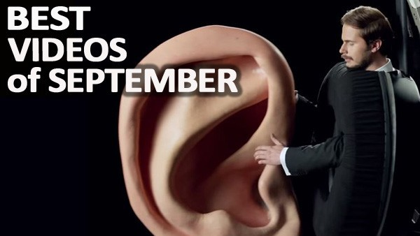 Best videos of September
