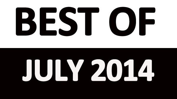 Best videos of July