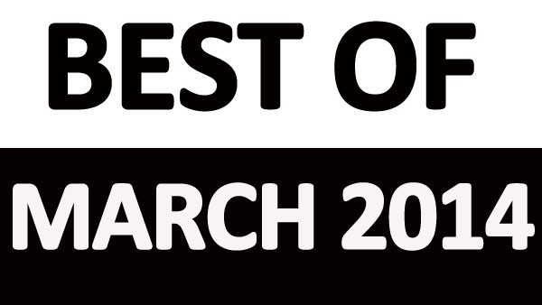 Best videos of March